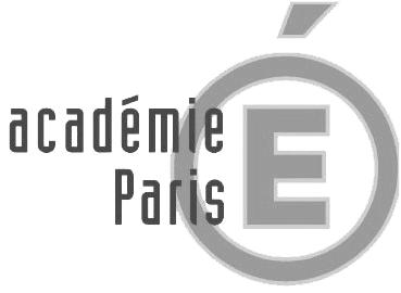 académie de paris logo